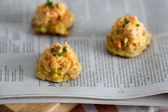 Food Republic Pimiento Cheese Fritters