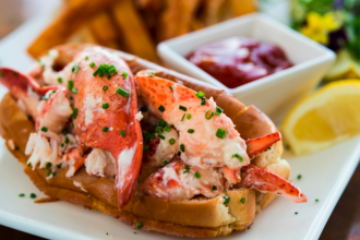 Food Republic Lobster Roll
