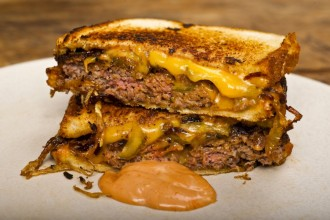 Food Republic Patty Melt