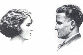 F Scott and Zelda