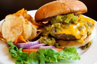 Green-Chile-Cheese-Buffalo-Burger
