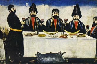 pirosmani-georgian-table