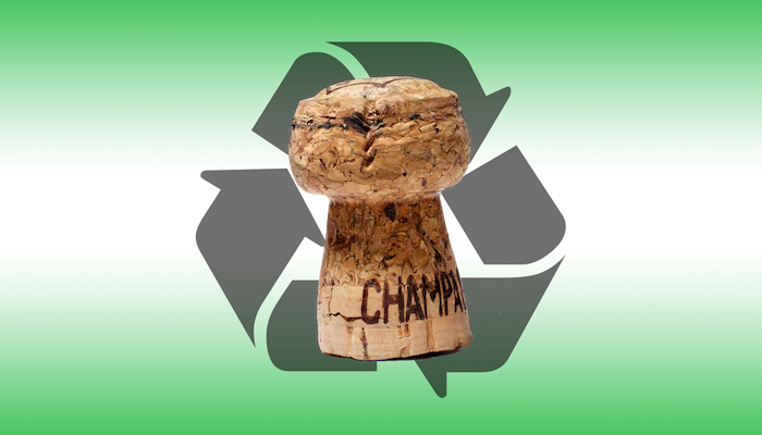 recycle cork