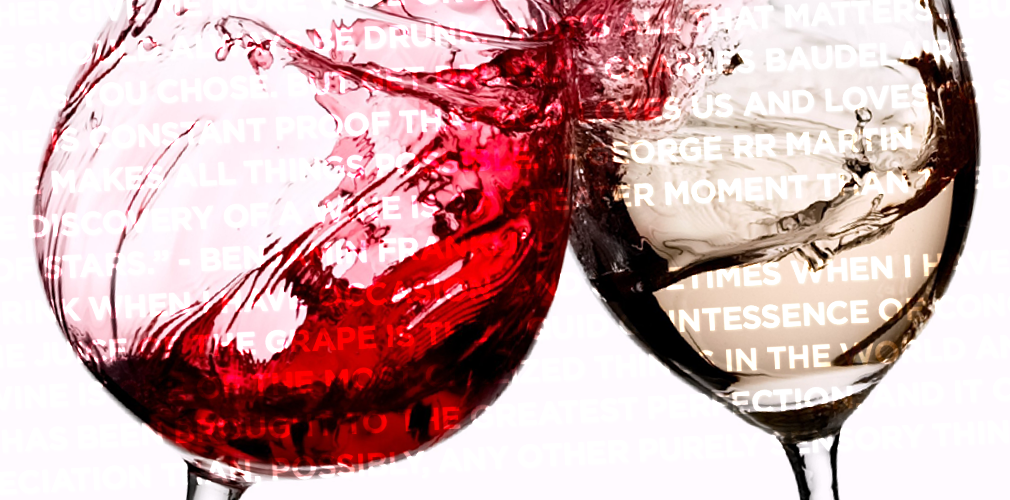 10 Rad Wine Quotes To Toast With