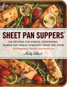 Get more ridiculously simple and tasty recipes from Sheet Pan Suppers.