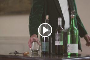 Let Wine Set the Mood: A Touchable Short