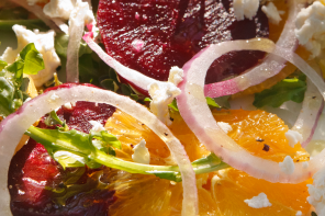 29_Beet and Orange Salad with Arugula and Feta