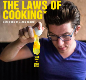 Warner's Laws of Cooking