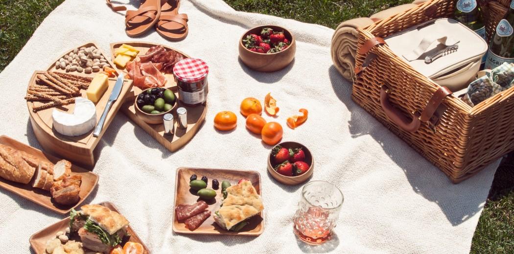Winery picnic ideas
