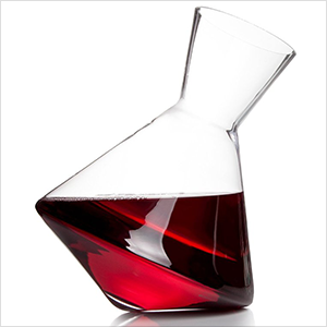 Sempli Vaso-Vino Clear Aerating Wine Decanter in Gift Box1