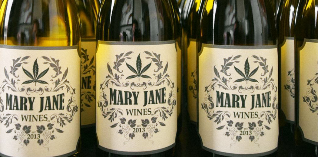 Image result for California Cannabis Wine