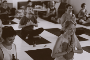 Get Your Zen On With Beer Yoga