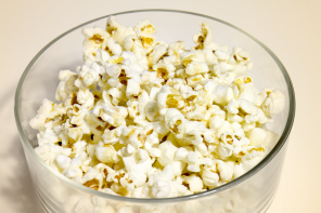 Sea-Salt Caramel Popcorn