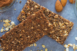 These Granola Bars Are Made from Beer Waste
