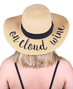 On Cloud Wine Hat