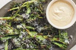 charred-broccoli-with-taunt-pecorino-lemon-and-chilies