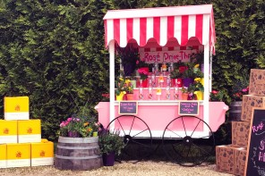 Rosé Drive-Thru Comes to the Hamptons