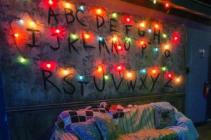 "Level Eleven Excited for this ""Stranger Things"" Pop-Up Bar"