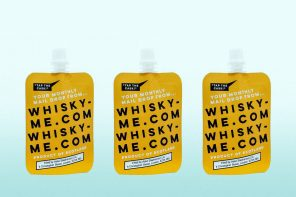 These Whisky Pouches Are The New Capri Sun
