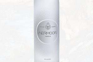 This Vodka is Made from Clouds