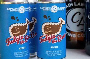 Carvel Ice Cream Made Chocolate Beer